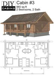 ... straightforward layout, log cabins go hand in hand with simplicity.  These floor plans prove that they also fit perfectly with the idea of tiny  house ...