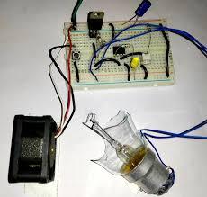 simple air flow detector circuit diagram simple air flow detector circuit