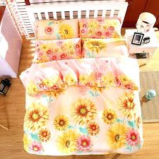 yellow duvet covers double sunflower bedding queen king size set for double bed mickey duvet cover