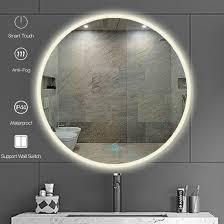 china circle wall mounted mirror