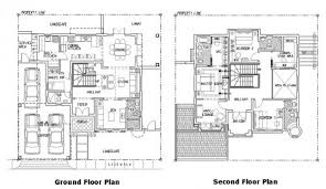 intricate 9 modern house designs with floor plans philippines