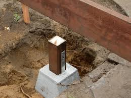 what s the best type of concrete deck blocks