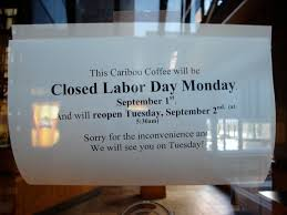 labor day closing sign template labor day closed sign template