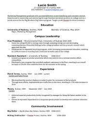 Australian Resume Template Cv Template Free Professional Resume