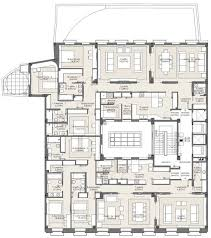 Apartment Building Plans Design Custom Inspiration Ideas