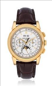 Patek Calendar Perpetual 5970j Christie's Chronograph Philippe Ref