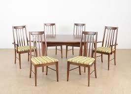 Broyhill Furniture Dining Room Set Circa 1950s Ebth Dining Table