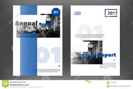business professional report blue annual report design templates vector set leaflet cover for blue annual report design templates vector