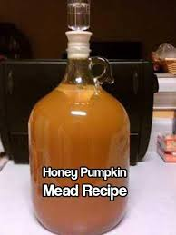 honey pumpkin mead recipe i made something very similar a few years ago around this time and it was the best tasting mead ever