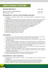 Nsw Teacher Resume Examples Professional User Manual Ebooks