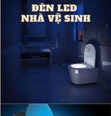 Đèn cảm ứng nhà vệ sinh GADO cảm biến chuyển động thông minh tự động phát  sáng - Đèn phòng tắm
