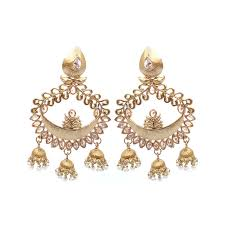 the is already in the wishlist browse wishlist golden color chandelier earring