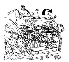 Control valve body replacement automatic transmission unit control valve body