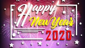 Happy New Year 2020 Hd Wallpaper 45550 Baltana