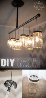 diy chandelier ideas to beautify your home pink lover jpg 283x600 baby food jar chandelier