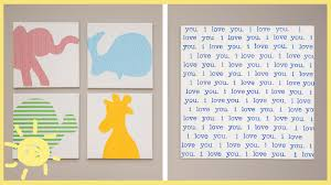 on baby canvas wall art with diy canvas wall art youtube