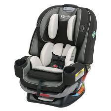 Graco 4Ever Extend2Fit 4-in-1 Convertible Car Seat, Choose Your Color - Walmart.com