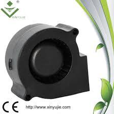 60mm electrical er fan for printer dc motor winding data 3000rpm sleeve bearing ceiling