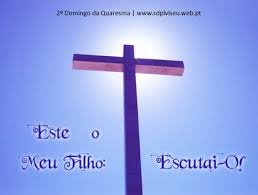 Image result for 2º Domingo da quaresma