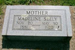 Madeline Moore Seely (1881-1922) - Find A Grave Memorial