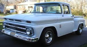 1963 Chevrolet C10/K10 - Information and photos - MOMENTcar
