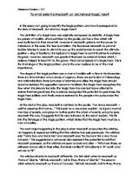 macbeth tragic hero essay intro thesis high quality custom  macbeth tragic hero essay thesis statement for breakfast at
