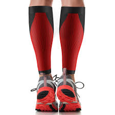 Uflex Athletics Graduated Compression Calf Sleeve Fit Wraps Designed For Professional Athletes Supports Pain Relief Shin Splints Arthritis And