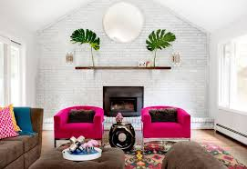 White Walls Living Room Decor Tired Of Dull And Drab Three Ways To Use Accents To Liven Up Your