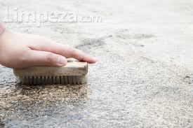 como tirar óleo do piso de cimento? E Possivel Remover Lodo Do Piso De Cimento Limpeza Com