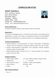 Diploma Mechanical Engineering Resume Format Yeni Mescale Engineer