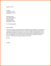 How Write Application A Simple Resume Cover Letter Example In Sample
