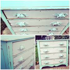 vintage furniture ideas. Best Mint U White Vintage Dresser Distressed Wood Shabby Chic Hand Picture Of Painted Furniture Ideas