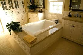 garden tub curtain ideas corner decorating hot and bar tubs for bathrooms home charming