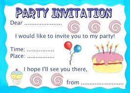 Party Invitations Birthday Party Invitation Rooftop Post Printables