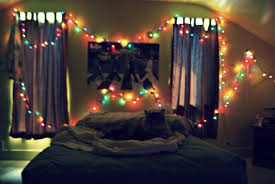 bedroom ideas christmas lights. Modren Bedroom Bedroom Christmas Lights Ideas And T