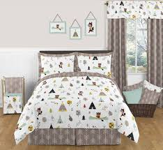 childrens animal bedding in twin full queen sized sets