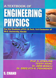 A Textbook of Engineering Physics (For M. G. ... By Dr. Abin Manoj