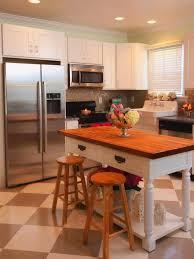 kitchen island ideas custom islands stainless steel cart portable large center on wheels made with seating for small white table movable bench