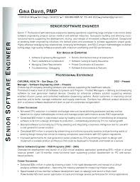 Engineering Resume Template Extraordinary Software Engineer Resume Templates Sample For A Senior Resumes Cv