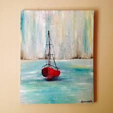 items similar to custom boat painting on