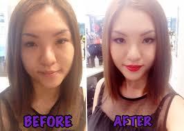 illamasqua makeover singapore makeup review