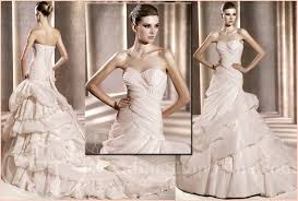 coral colored dresses for wedding. colored wedding gowns: pronovias bidasoa coral dresses for g
