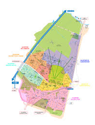 la ville de saint cyr l ecole est divisée en 6 quartiers distincts