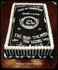 Aged To Perfection Buttercream Sheet Cake Mens Cake Decorating Ideas