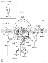 Steering steering wheel