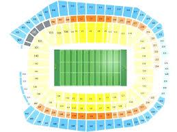 Seating Chart Bills Stadium Buffalo Bills Stadium Seating Buffalo Bills At Vikings Venue
