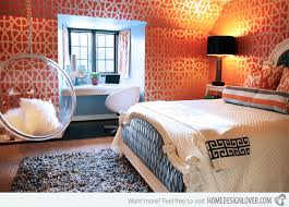 hanging chairs for bedrooms. 15 Stunning Bedrooms With Swing Chairs Homely Idea Chair Bedroom 1 On Home Hanging For M