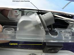how to install a back up camera cheaply new lampcam jpg