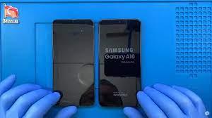 Samsung Galaxy A10 Ekran Değişimi 🇹🇷 - YouTube