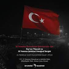 15 Temmuz şehitleri Beylikdüzü'nde anılacak - Manşet Türkiye